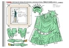 Crafts for kids Statue of Liberty 3