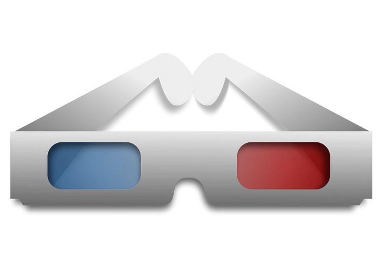 Image 3D spectacles