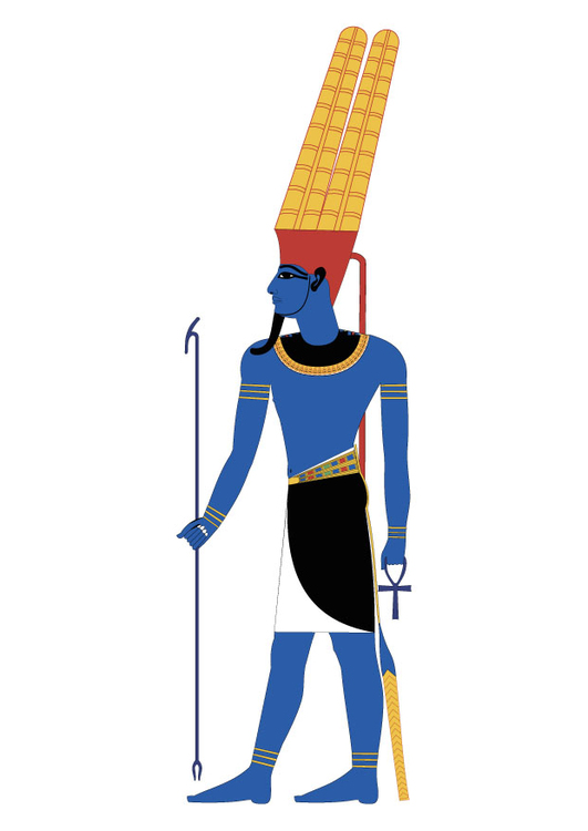 Image Amun post Amarna period