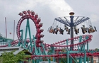 Photo amusement park