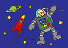 Image astronaut