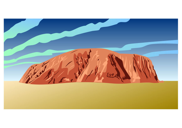 Image Ayers Rock