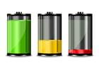 Image battery level