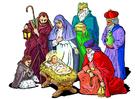 Image birth of Jesus
