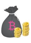 Image bitcoins