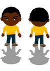 Image black boy