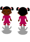 Image black girl