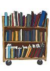 Image bookshelf
