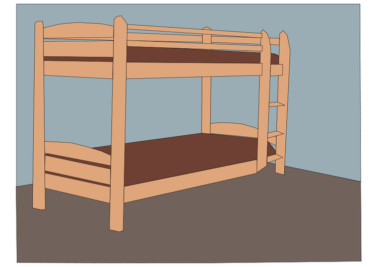 Image bunk bed
