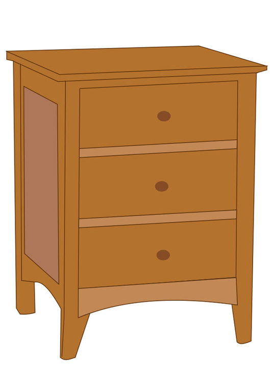 Image chest of drawers