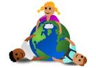 Image children of the world