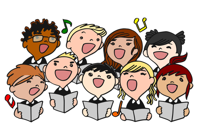 Image children's choir
