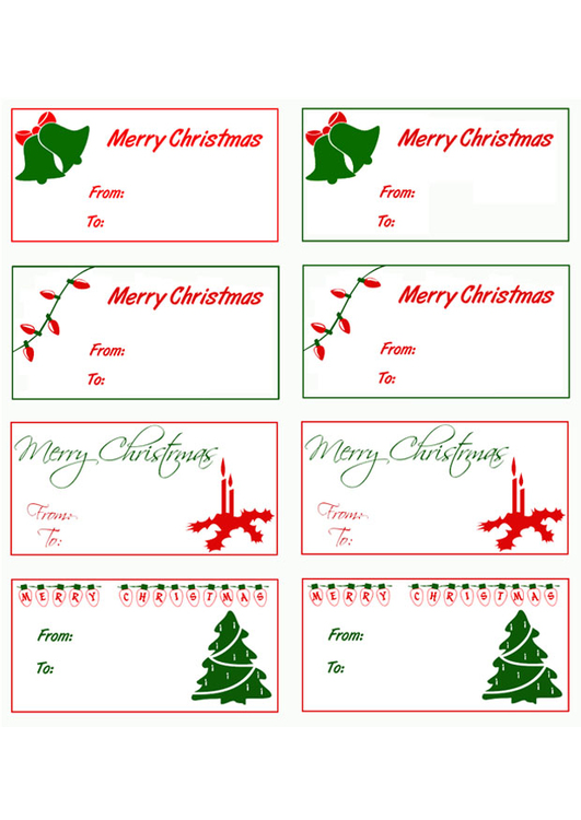 Image christmas gift cards