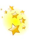 Image christmas stars