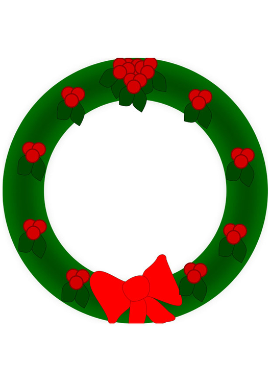 Image christmas wreath