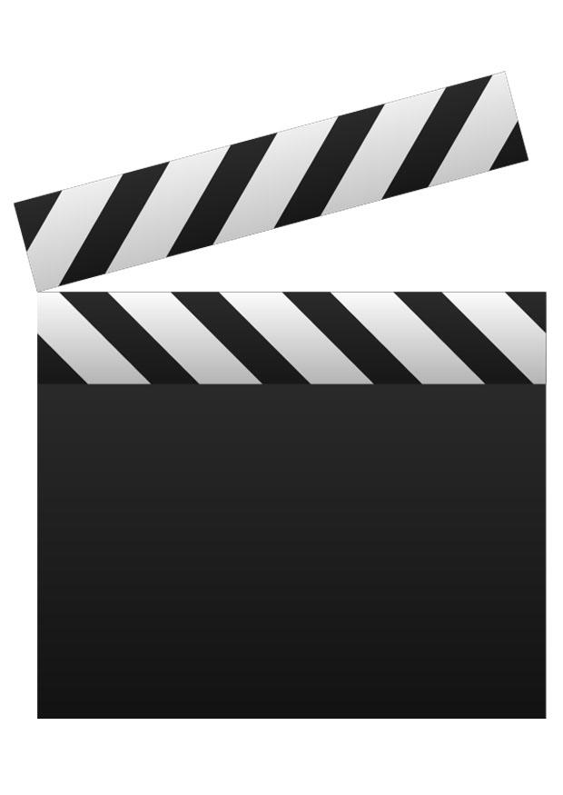 image clapperboard img 28458