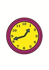 Image clock