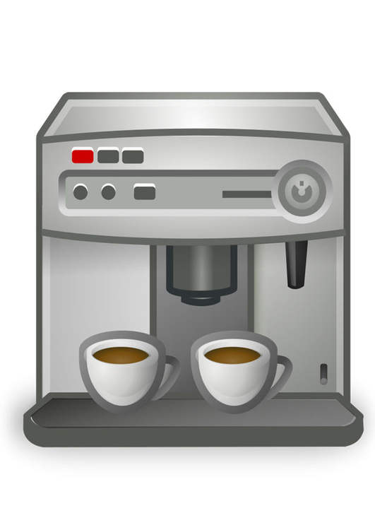 Image coffee machine