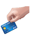 Image credit card