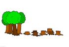 Image Deforestation