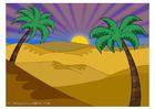 Image desert