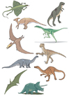 Images dinosaurs