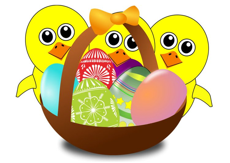 Image easter basket