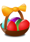 Images Easter basket