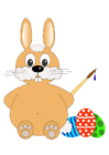 Image Easter - easter bunny