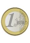Image euro coin