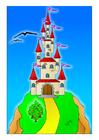 Image fairy tale castle