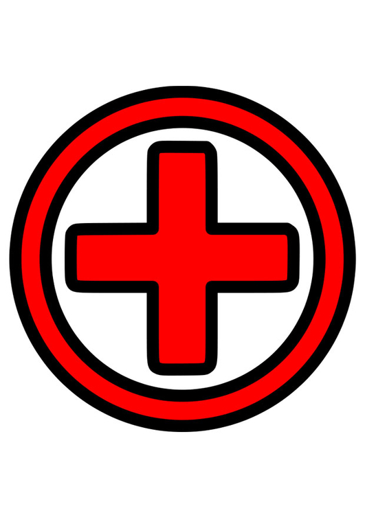 Image first aid icon