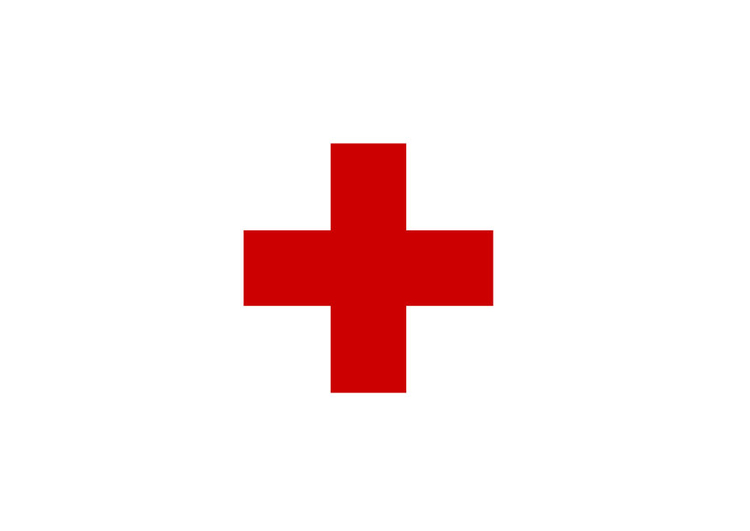 Image flag Red Cross