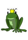 Image frog prince