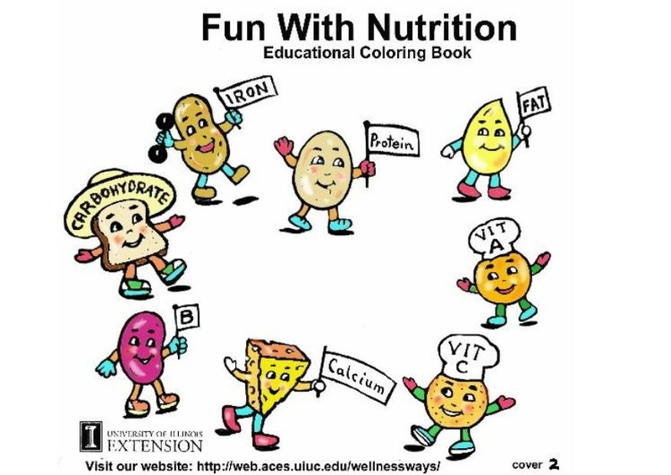 Image fun with nutrition
