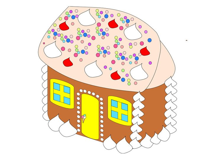 Image gingerbread house