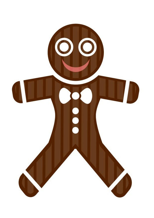 Image gingerbread man