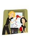 Image hairdresser's