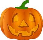 Image Halloween pumpkin