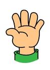 Image hand