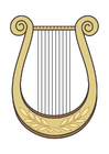 Images harp