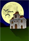 Image haunted house
