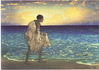 Image 'Hawaiian Fisherman'
