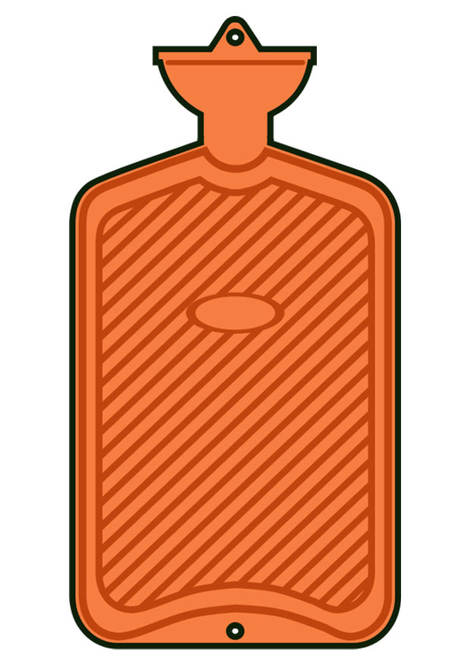 Image hot water bottle