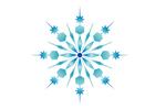 Image ice crystal