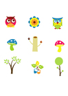 Image icons for toddlers