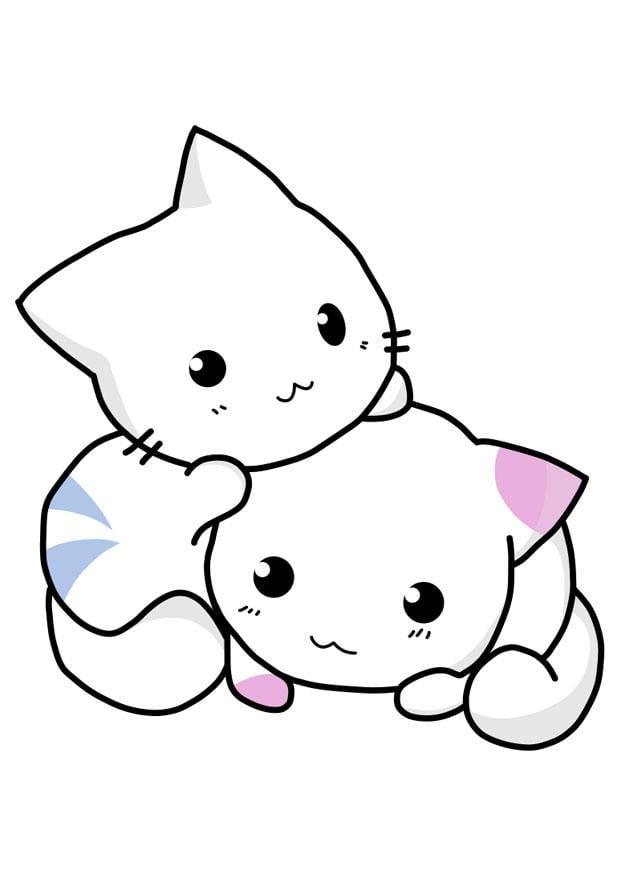 Kattetegninger