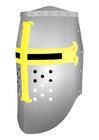 Image knight's helmet