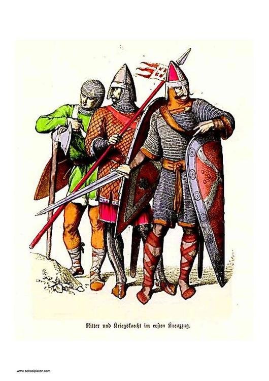 knights first crusade