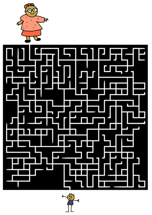 Image labyrinth